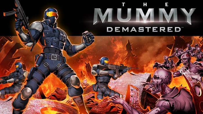 「Mummy Demastered」