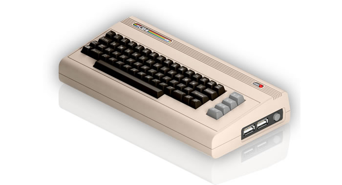 「Commodore 64」