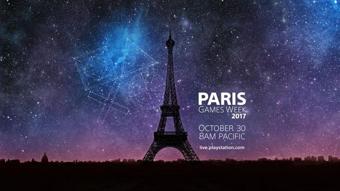「PlayStation」「Paris Games Week 2017」