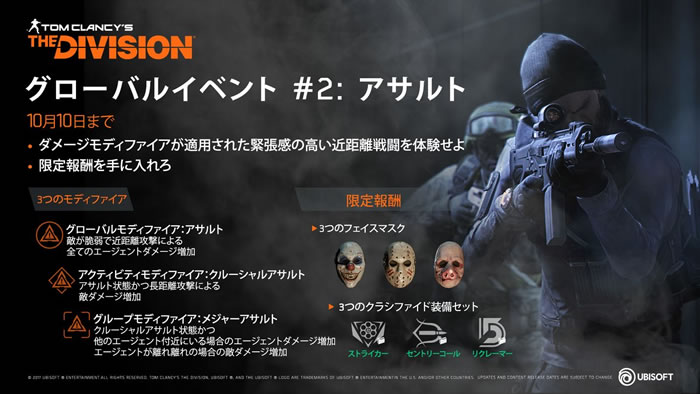 「The Division」