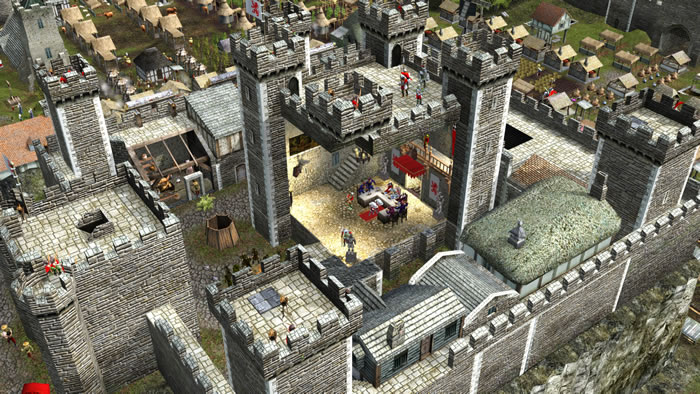 「Stronghold 2: Steam Edition」
