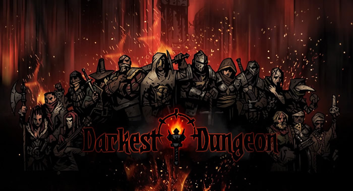 「Darkest Dungeon」