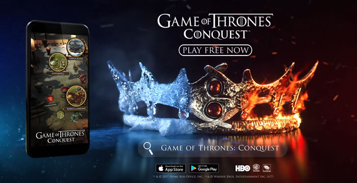 「Game of Thrones: Conquest」