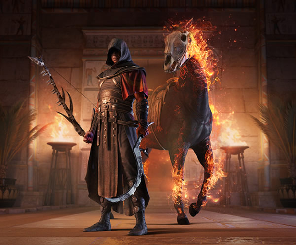 「Assassin's Creed Origins」