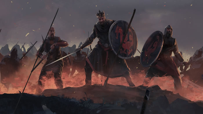 「Total War Saga: Thrones of Britannia」