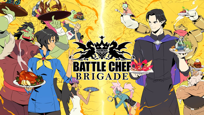 「Battle Chef Brigade」