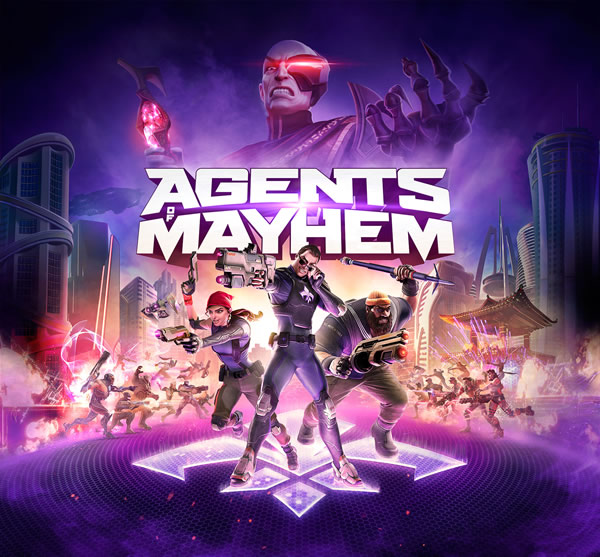 「Agenst of Mayhem」