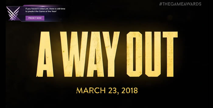 「A Way Out」