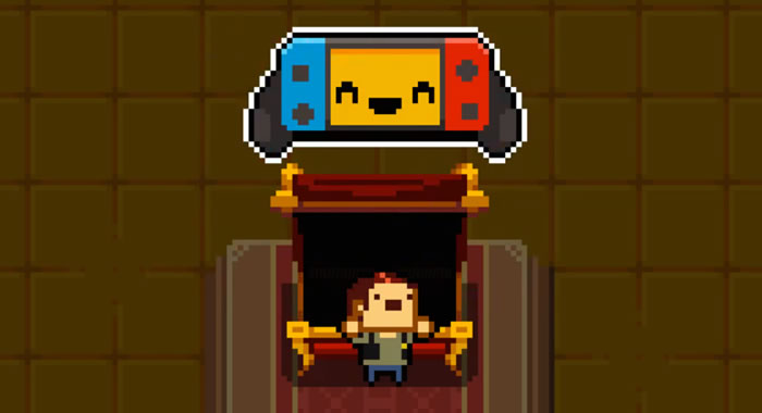 「Enter the Gungeon」