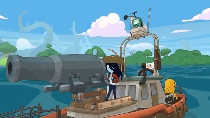 「Adventure Time: Pirates of the Enchiridion」