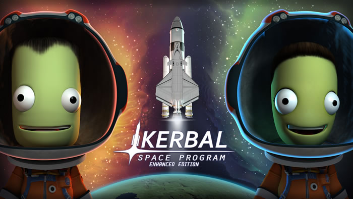 「Kerbal Space Program」
