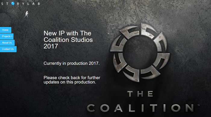 「The Coalition」「StoryLab Productions」