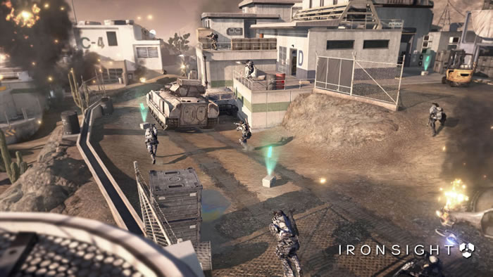 「Ironsight」