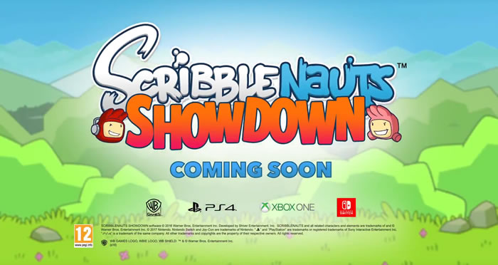 「Scribblenauts Showdown」