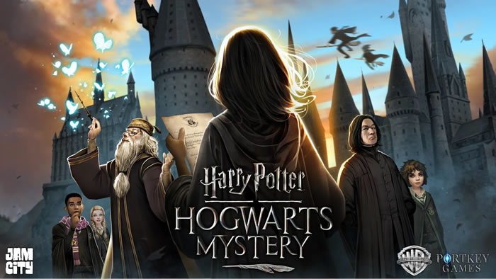 「Harry Potter: Hogwarts Mystery」