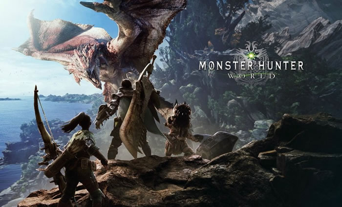 「Monster Hunter World」