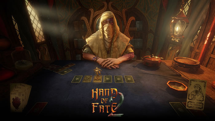 「Hand of Fate 2」