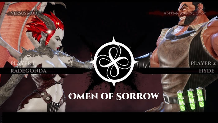「Omen of Sorrow」