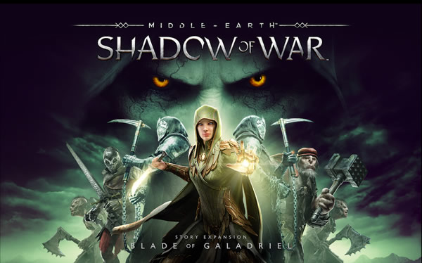 「Middle-earth: Shadow of War」