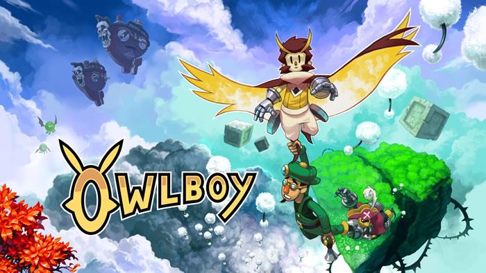 「Owlboy」