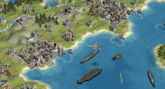 「Sid Meier's Civilization IV」
