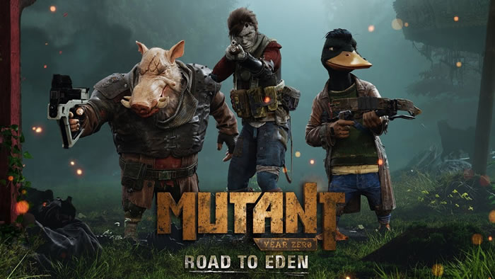 「Mutant Year Zero: Road to Eden」