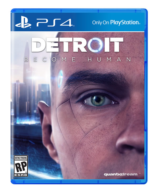 「Detroit Become Human」