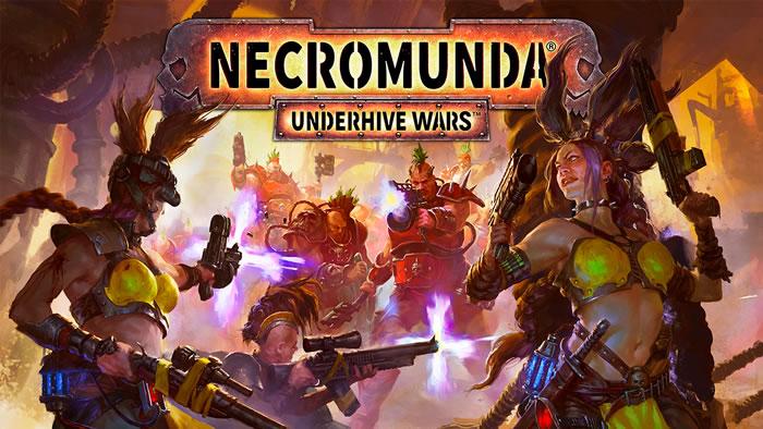 「Necromunda: Underhive Wars」