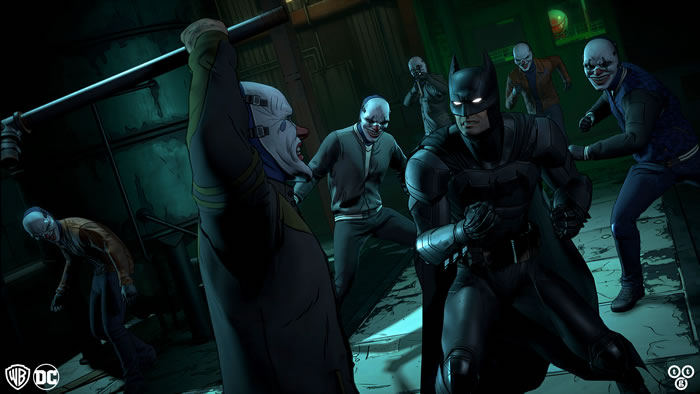 「Batman: The Enemy Within」