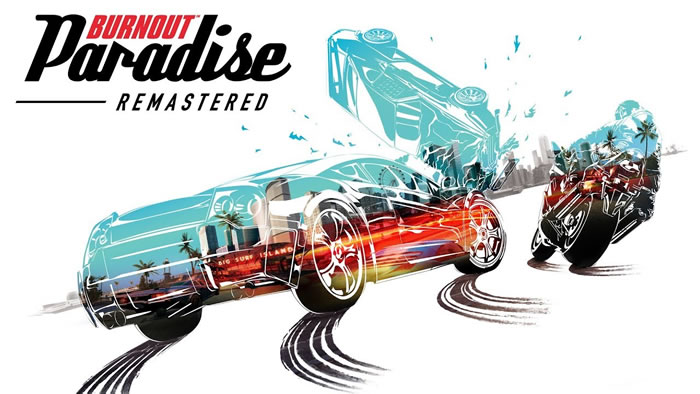 「Burnout Paradise Remastered」