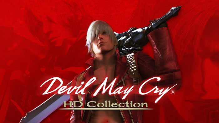 「Devil May Cry HD Collection」