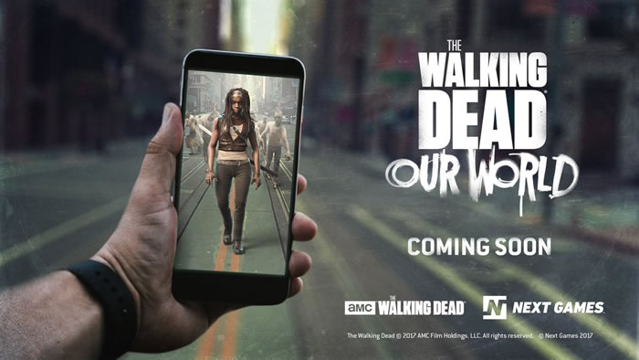 「The Walking Dead: Our World」