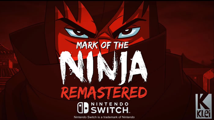 「Mark of the Ninja Remastered」