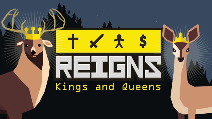 「Reigns Kings and Queens」