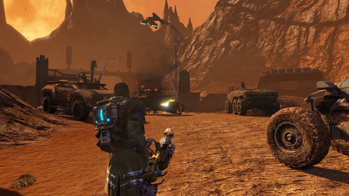 「Red Faction Guerrilla Re-Mars-tered」