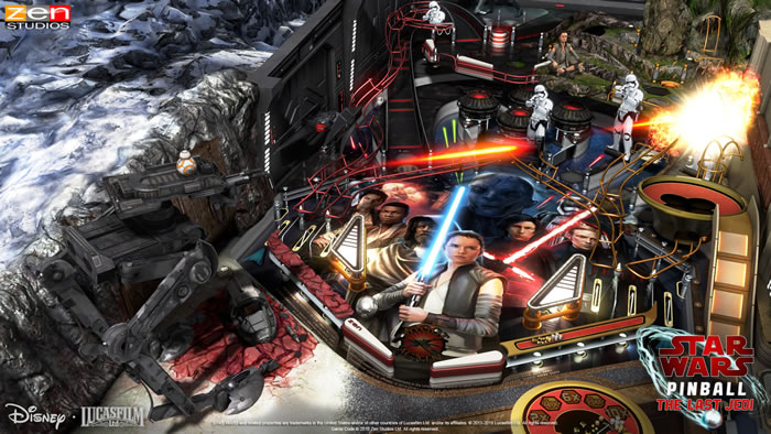 「Star Wars Pinball」