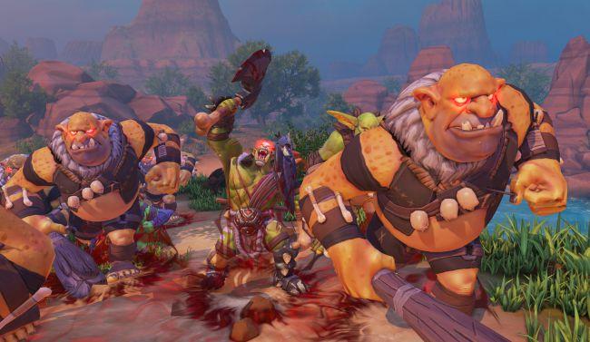 「Orcs Must Die!」