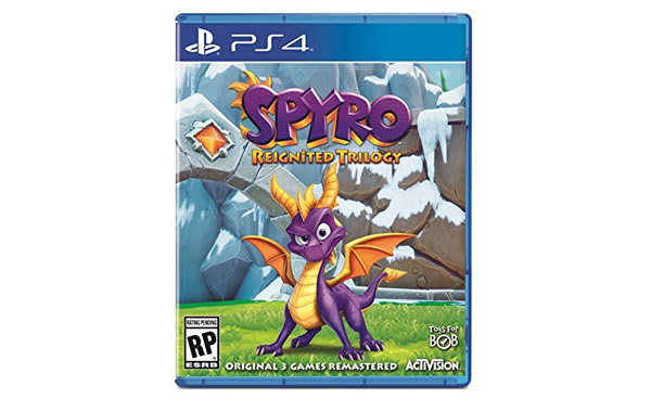 「Spyro the Dragon」
