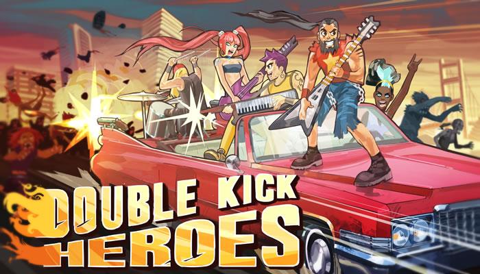 「Double Kick Heroes」