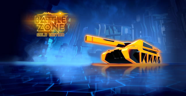 「Battlezone Gold Edition」