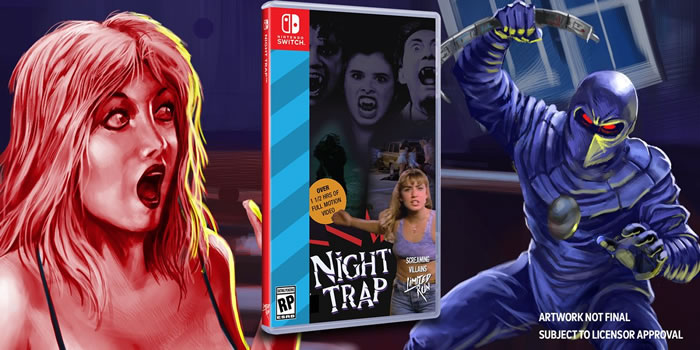 「Night Trap - 25th Anniversary Edition」