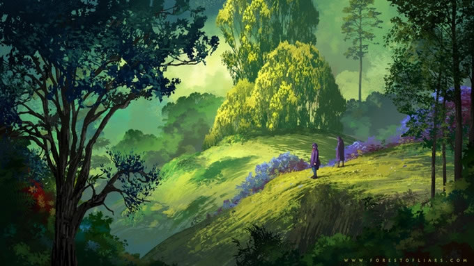 「Forest of Liars」