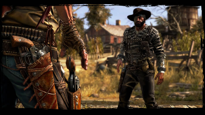 「Call of Juarez」