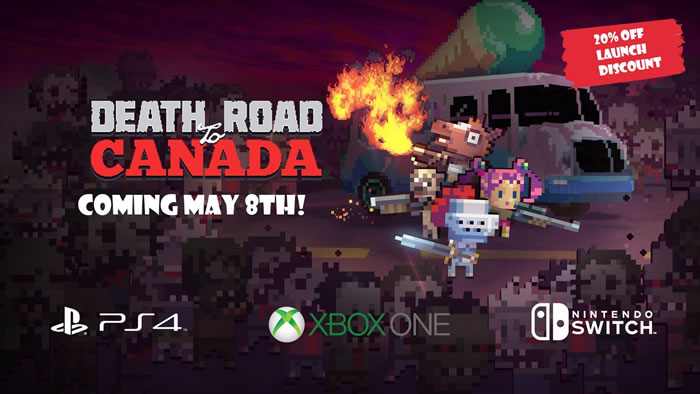 「Death Road To Canada」