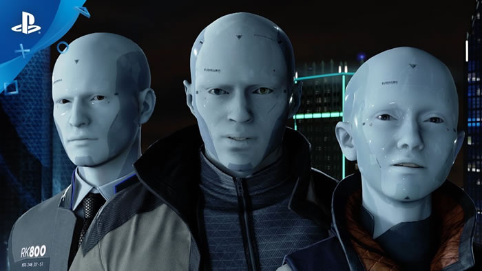 「Detroit: Become Human」