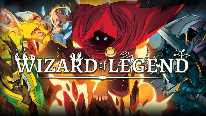 「Wizard of Legend」