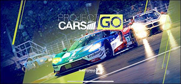「Project Cars GO」
