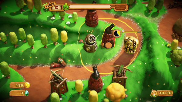 「PixelJunk Monsters 2」
