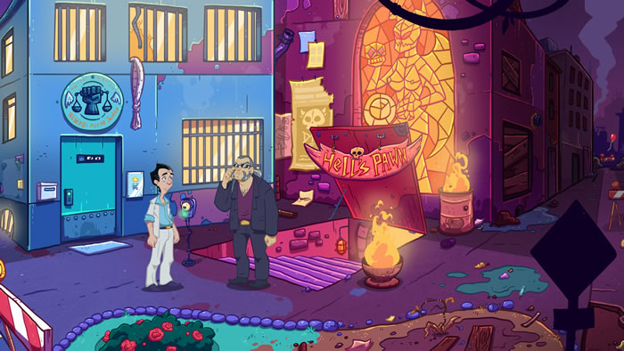 「Leisure Suit Larry」