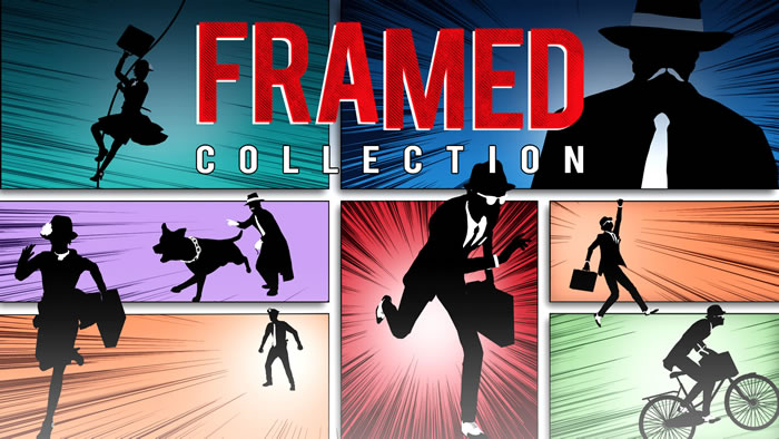 「FRAMED Collection」